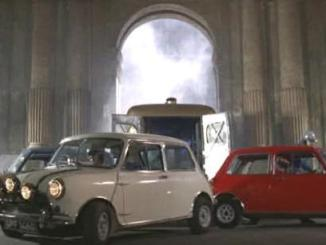 The Italian Job is still the enthusiasts' favourite car film