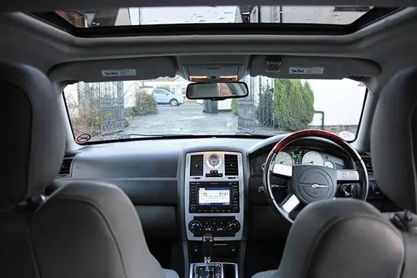 Our Cars : Chrysler 300C - Grandpa or Gangsta? - AROnline