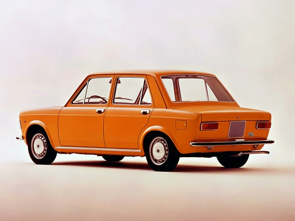Fiat 128 - 1970 car of the year