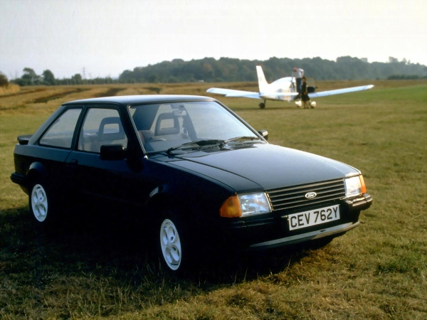 1981 Car of The Year: Ford Escort Mk3