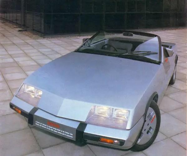 Vauxhall Equus