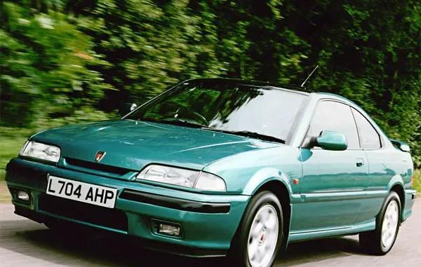 Rover 220 Turbo Coupé