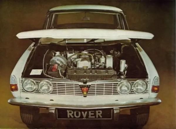 Rover P6