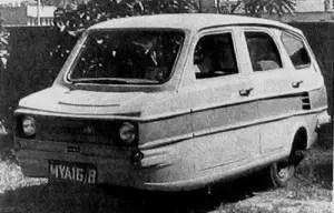 23 Sipani Badal 3 roues (1980)