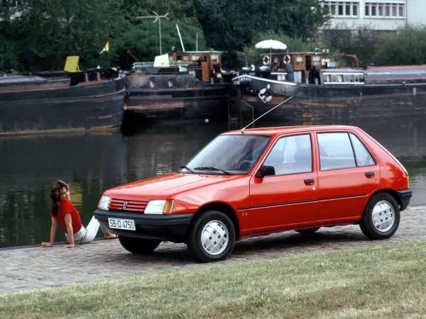 Peugeot 205 (3)