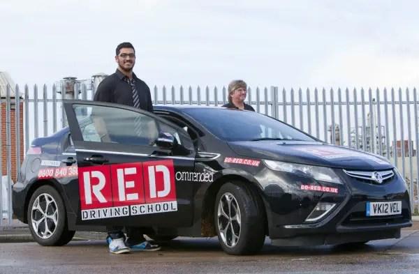 red driving school shoot (1)