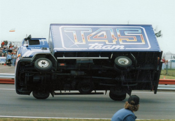 Big or small - like this 1984 Leyland Roadrunner, your experiences are valuable!