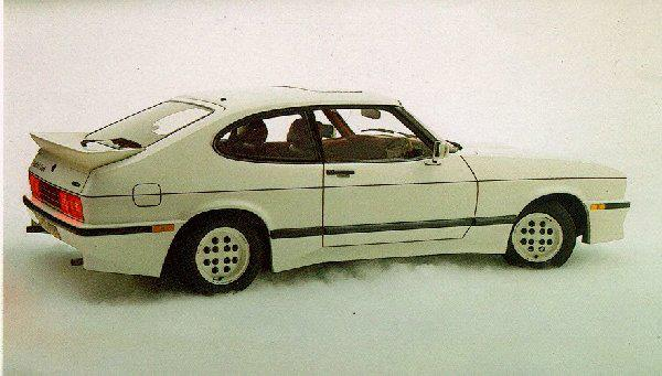 Capri Tickford Turbo