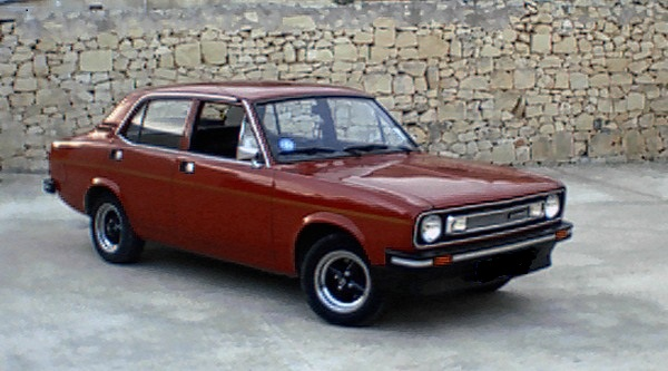 "This Morris Marina, as owned by Christopher Camilleri was produced in Malta by Car Assembly Ltd in their plant at Marsa. This particular Marina is a real rarity, as it is powered by a 1.5-litre B-Series diesel engine, and is described by Camilleri: ""It has never been resprayed and it is in unrestored condition. Right now, I am using the car as an every day driver which gives me plenty of joy and happiness. """