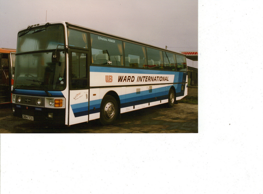 The ACE Cheetah with Van-Hool Alize bodywork was a heavily updated Ward Dalesman.
