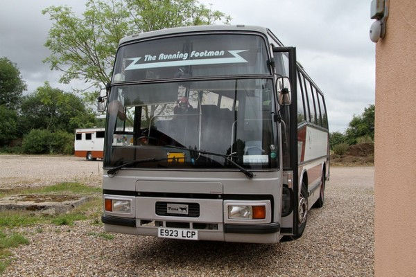The ACE Puma midi coach with Perkins Power was a flop - only 12 were built before closure in 1992.