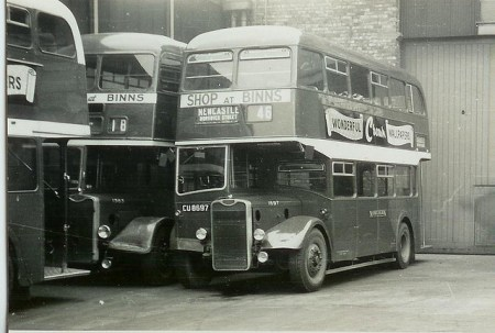 Guy were a respected name in bus circles - that was to change!