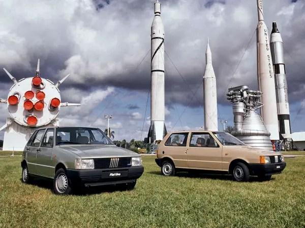 The 1983 Fiat Uno was a seriously impressive supermini development