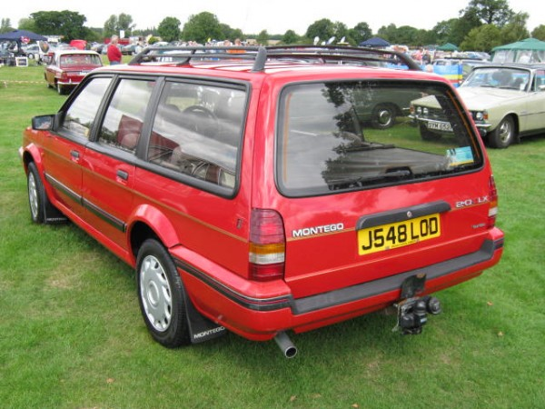 The Montego LX became a strong seller thanks to good advertising and good trim spec.
