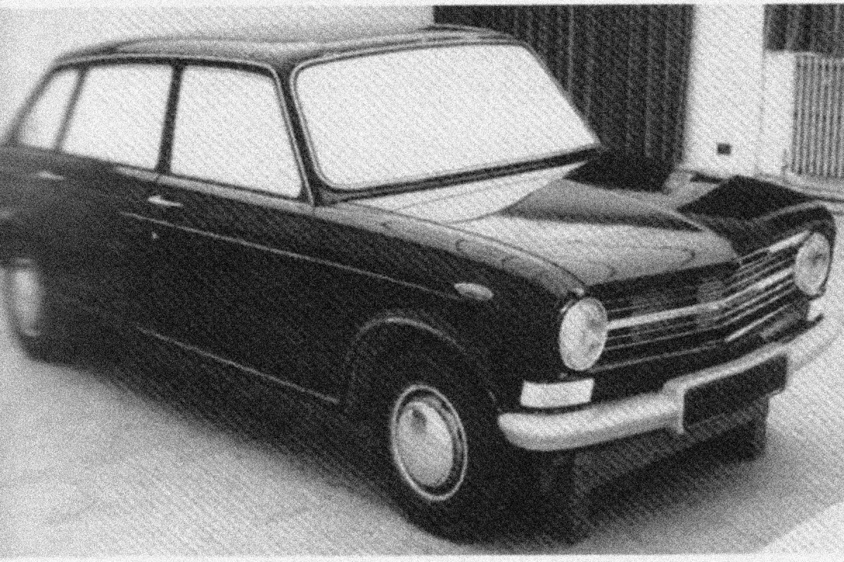 Concepts and prototypes : Austin Maxi
