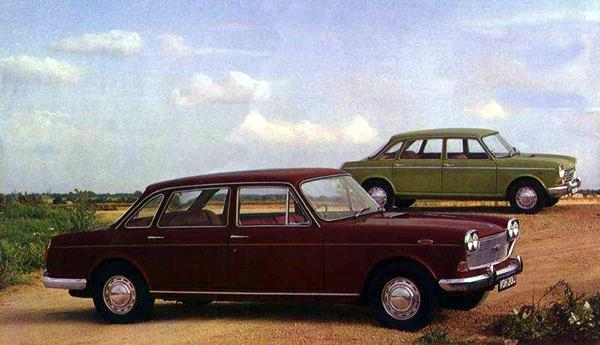 Austin 3 Litre and 1800 (1)