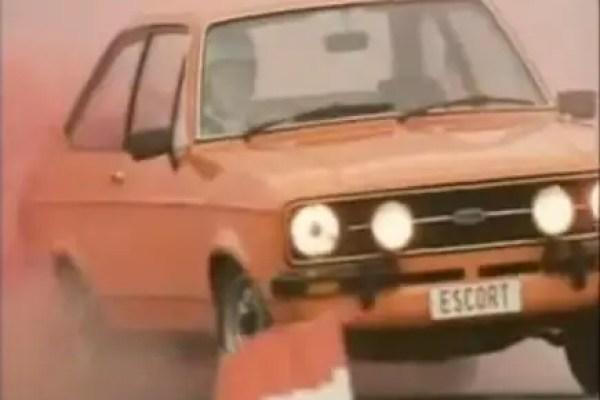 Ford Escort video