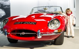 Jaguar Cars Goodwood Revival 20131847