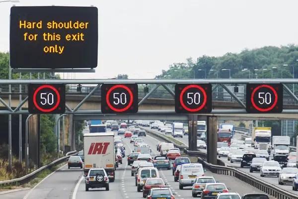 Managed Motorway