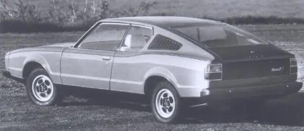 Leyland P76 Force 7 Coupe