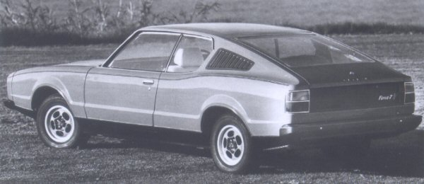Leyland P76 Force 7 Coupe