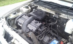 The 95PS non cat K16 continues to do 40mpg all day long and refuses to consume or leak any liquids.