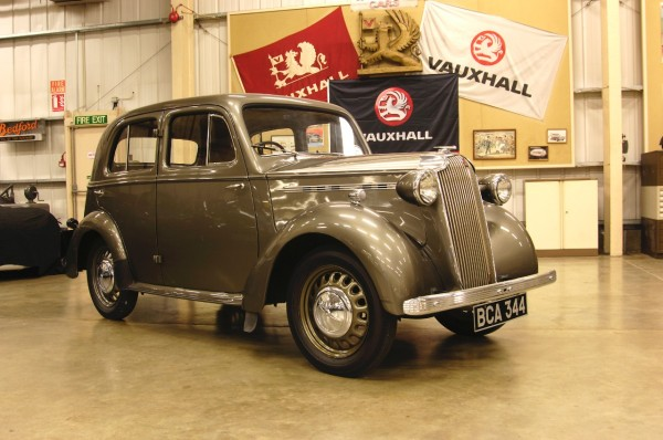 Vauxhall 10HP: Available in the last two years of its life as a 12
