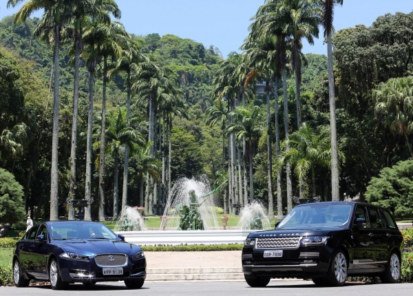 Jaguar Land Rover in Brazil