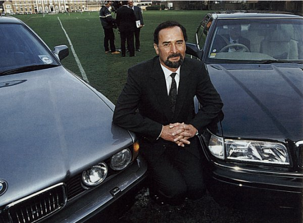 The BMW era saw the fatal axing of many of Rover's unsung hero's - the excellent retail dealers of which there were many.