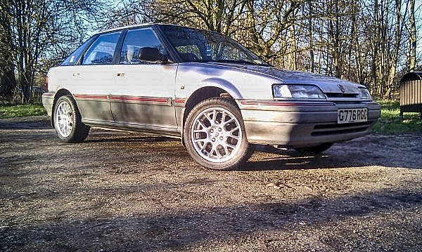 Rover 214SLi