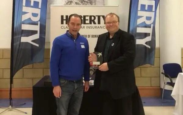 Hagerty award