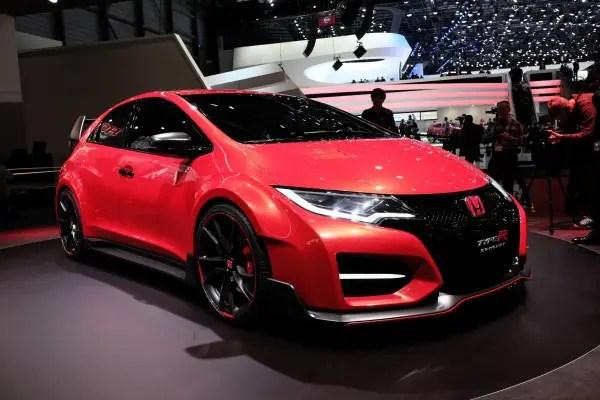 Honda Civic Type R Concept (2)
