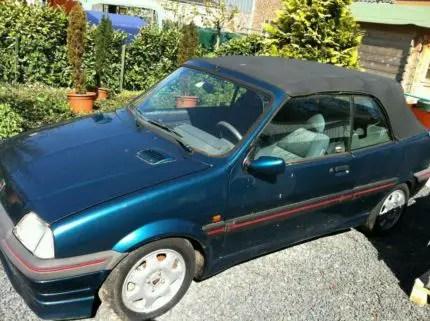 Rover Metro Cabriolet (1)