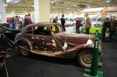 Dutch bodied MG TD by Odink.