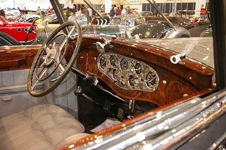 Mercedes Kompressor dasboard