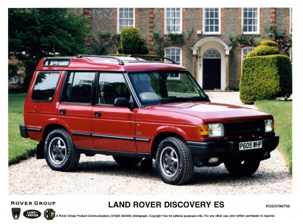 'Romulus' facelift launched in early '94 is known in L-R circles as the 300-Series (even for V8s) to distinguish between the 200Tdi and 300Tdi engines in diesel versions.