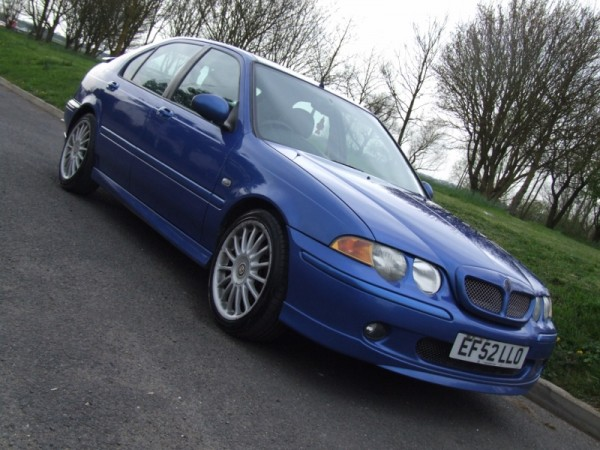 No longer a cheap date - the next owner of Craig's old ZS 180 will have to find an extra pot of cash on transaction day...