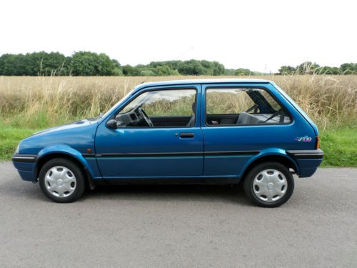 Low mileage Metro that's currently on eBay - as loads of cherished Nineties classics come out of the woodwork...