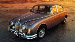 Jaguar Heritage's 1959 Jaguar MK II
