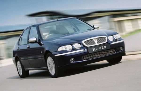 Rover were left to go it alone from 1994 and the 25 & 45 series slowly became embarrassingly outmoded and outclassed to the point it almost induced tears - Imagine the possibility of Rover styling and presentation with Honda engineering and reliability.