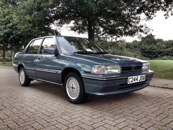 With cars like the 216 Vitesse, Austin-Rover was putting its best foot forwards - but it wasn't enough...