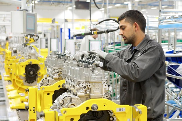 The Wolverhampton plant is the result of a £500 million investment and boosts local employment by 1400.
