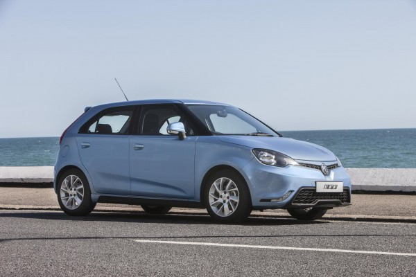 Is the MG3 the Chinese industry's answer to cracking Europe?