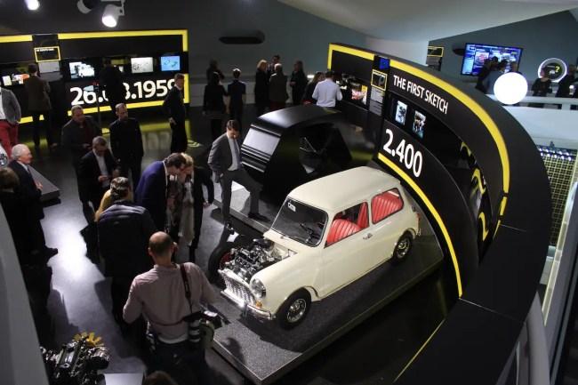 Mini exhibition Munich