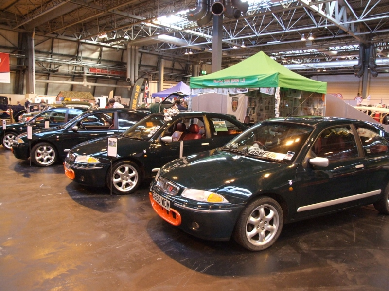 Events Report Lancaster Insurance Classic Motor Show