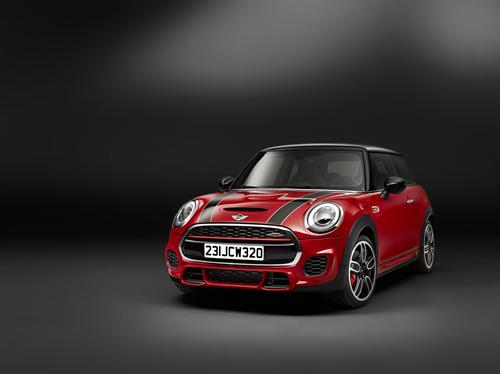 2015 MINI JCW Hatch.1