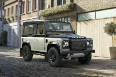 Land Rover Defender Autobiography