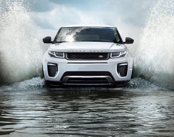 Land Rover's new MY16 Range Rover Evoque