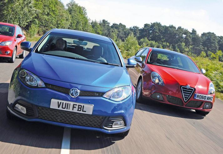 News Analysis : Alfa Romeo and MG - two famous sporting marques fighting for their futures...