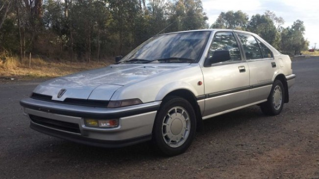 Probably the least well-known 'Ronda' of the lot - Australia's 416i, seen here in Vitesse trim